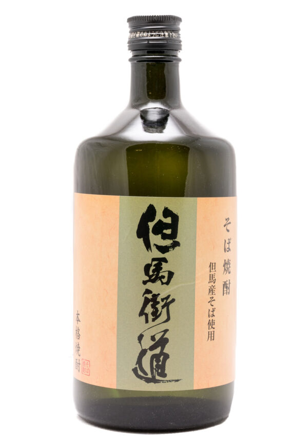IZUSHI SOBA Shochu aus Buchweizen 700 ml