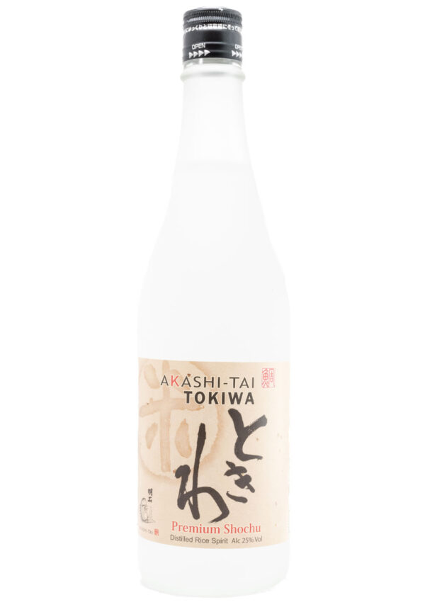 TOKIWA KOME Shochu aus Reis 700 ml