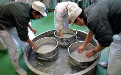 Reis Einweichen