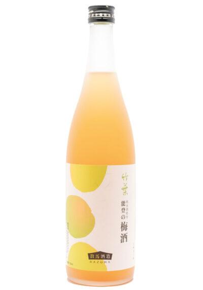 CHIKUHA Noto No Umeshu 720 ml