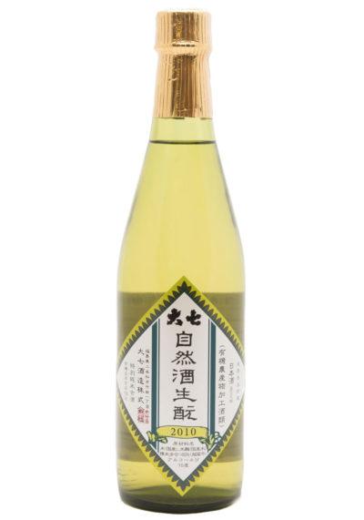 DAISHICHI Shizenshu Kimoto Brewing Year 2010 500 ml