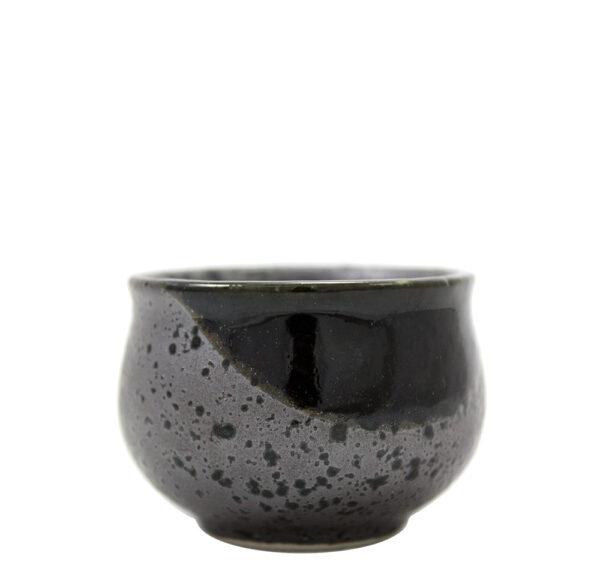 Sake-Becher schwarz