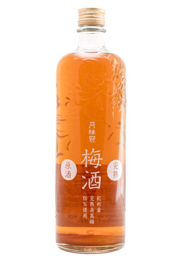 GEKKEIKAN Kanjuku Umeshu Genshu 720 ml
