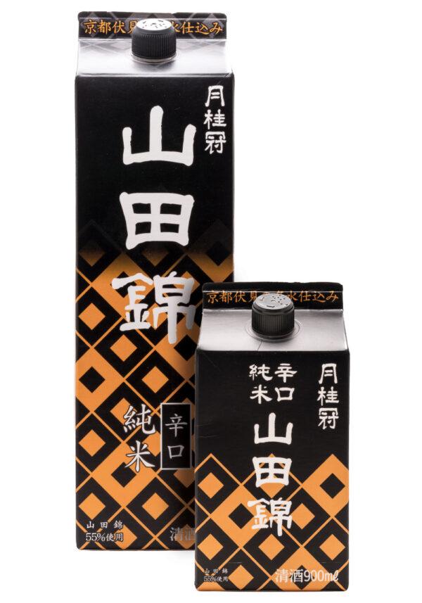 GEKKEIKAN Yamada Nishiki Junmai Pack