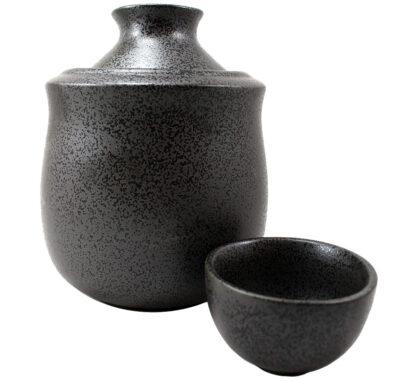 Sake-Wärmer schwarz 270 ml