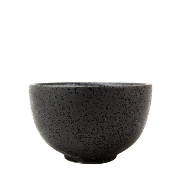 Schale für Sake-Wärmer schwarz 270 ml