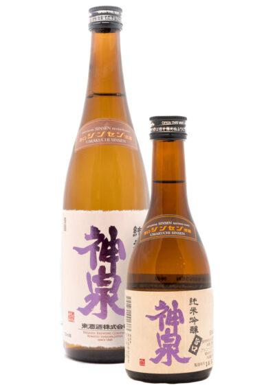 SHINSEN Junmai Ginjo Umakuchi