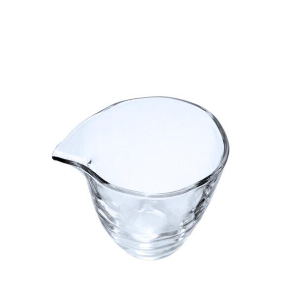 Sake-Karaffe aus Glas
