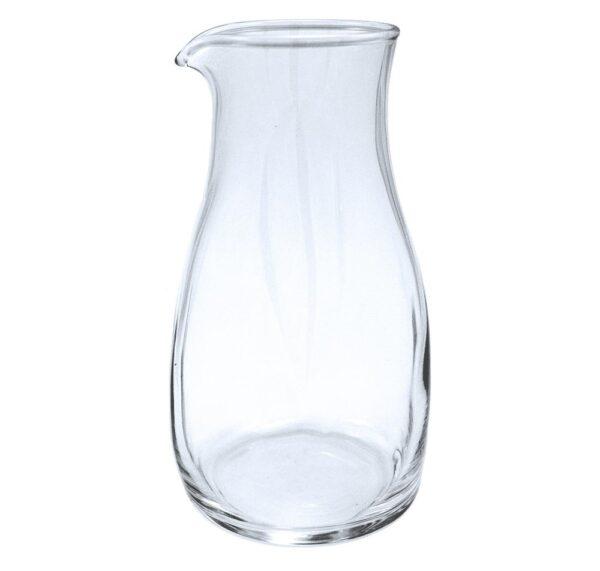 Sake-Dekanter aus Glas