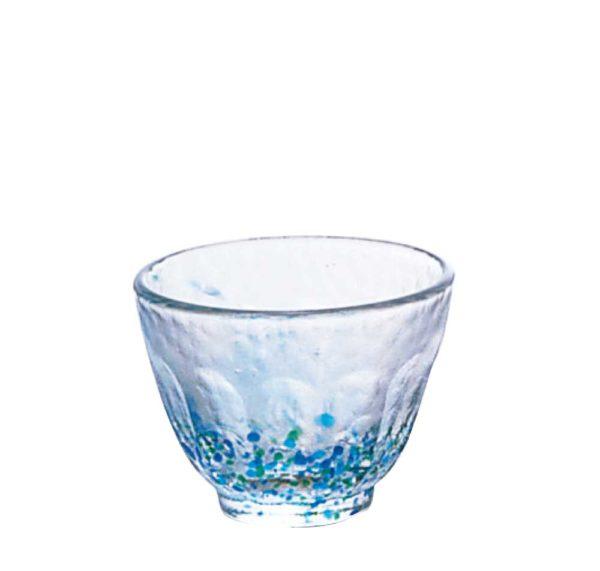 Hanatsuzuri Sake-Glas