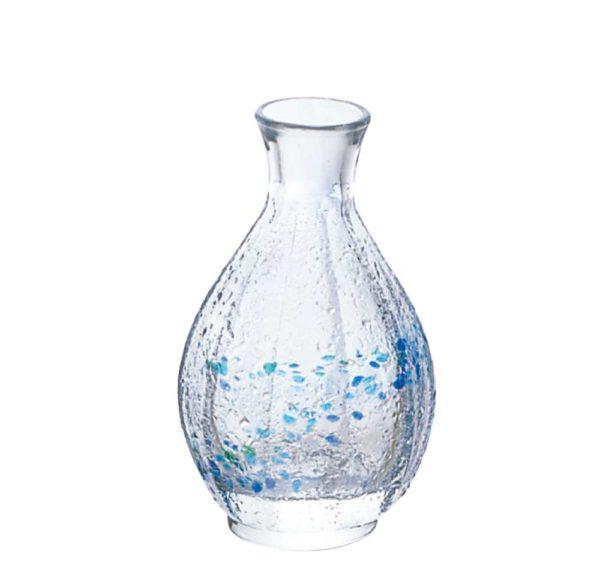 Hanatsuzuri Sake-Karaffe aus Glas