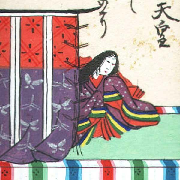 Jito-tenno Kaiserin von Japan