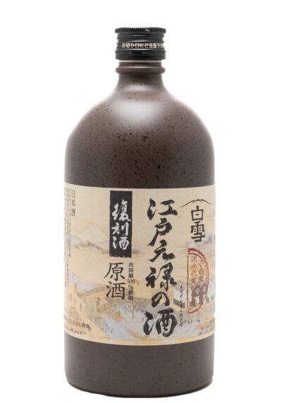 SHIRAYUKI Edo Genroku Sake 720 ml