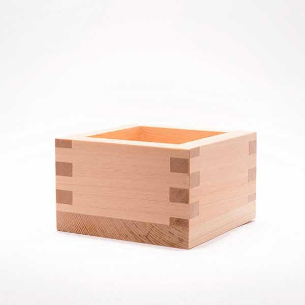 Kimasu Sake-Trinkbecher aus Holz