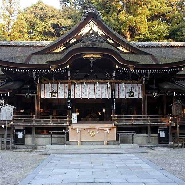 Omiwa Jinja in Nara