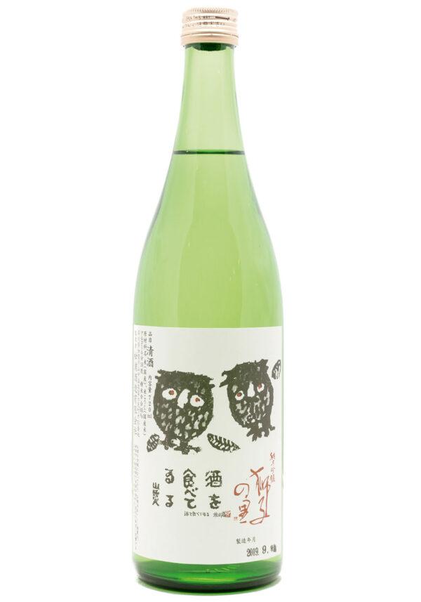 """SHISHINOSATO Junmai Ginjo """"Eulen"""" 720 ml"""
