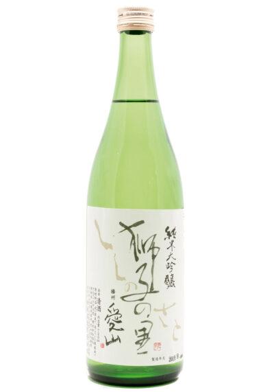 SHISHINOSATO Junmai Daiginjo Aiyama 720 ml