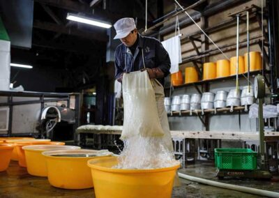 Matsuura Sake Brewery