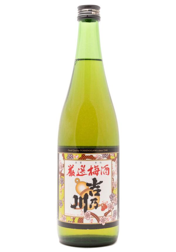 YOSHINOGAWA Gensen Umeshu 720 ml