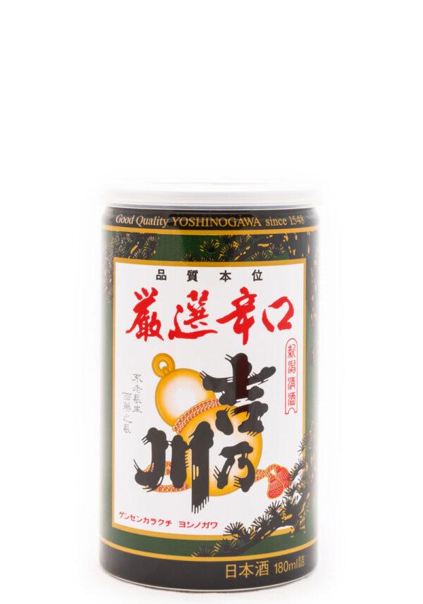 YOSHINOGAWA Gensen Karakuchi Can 180 ml