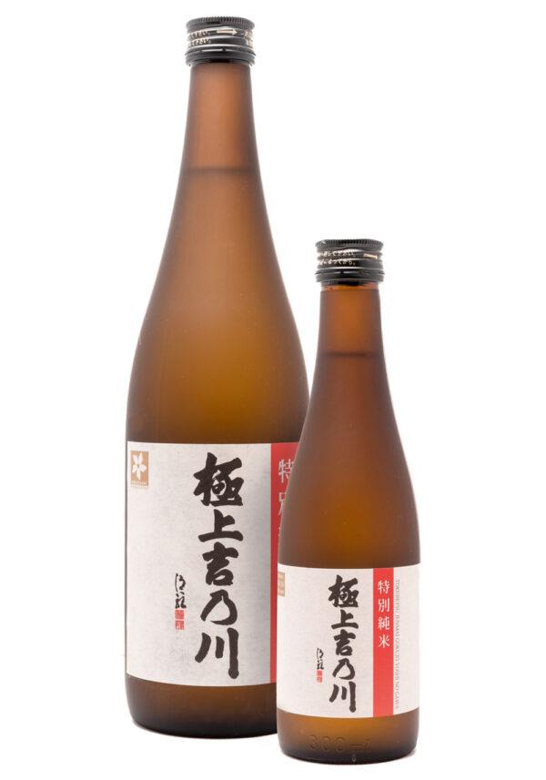 YOSHINOGAWA Tokubetsu Junmai Gokujo