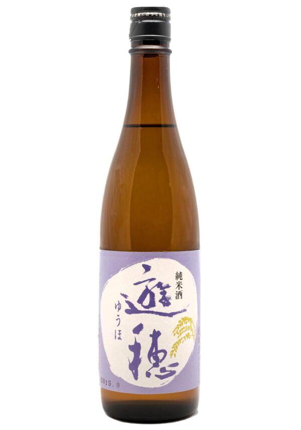 "YUHO Junmai ""Glücklicher Reis"" 720 ml"