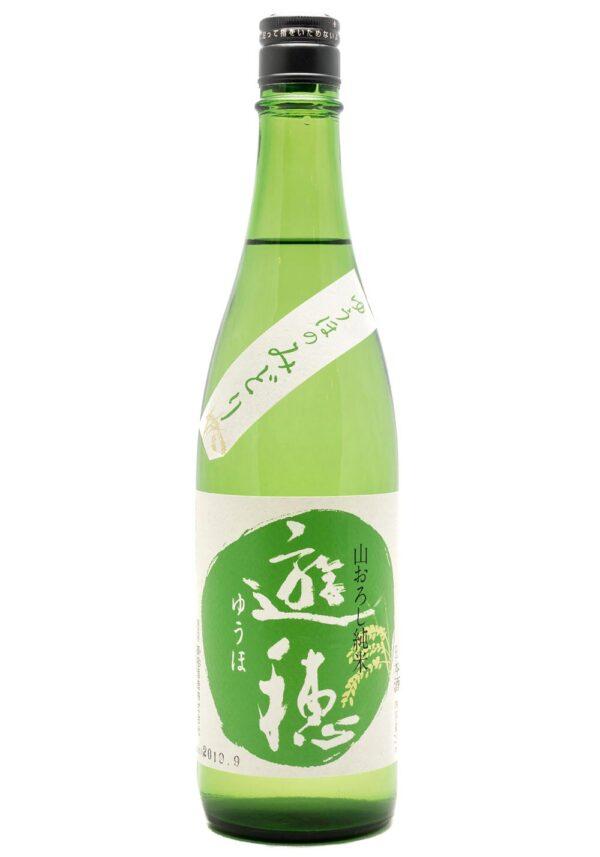 YUHO NO MIDORI Yamaoroshi Junmai 720 ml