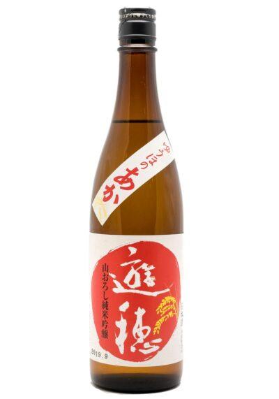 YUHO NO AKA Yamaotoshi Junmai Ginjo 720 ml