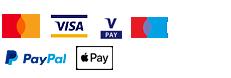 Zahlarten Logos
